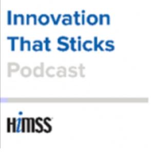Innovation that sticks podcast logo