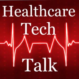 healthcare tech talk podcast logo