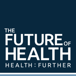 the future of health podcast logo