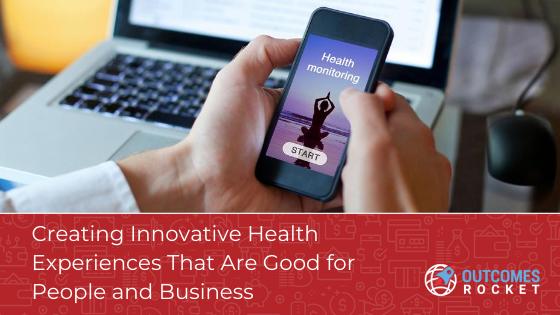 health app on smart phone
