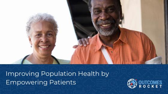 black patient and healthcare worker