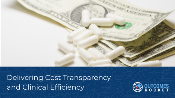 Cost transparency blog post Outcomes Rocket