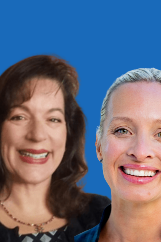 The Powerful Difference School Nurses Make in Our Health with Rebecca Love & Robin Cogan